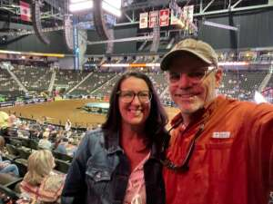 Rob M attended PBR Unleash the Beast on May 23rd 2021 via VetTix