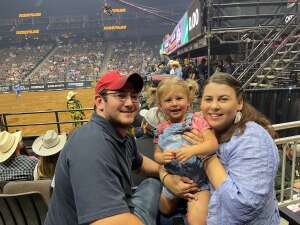 M LePage attended PBR Unleash the Beast on May 23rd 2021 via VetTix