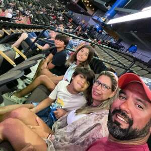 S.Rodriguez attended PBR Unleash the Beast on May 23rd 2021 via VetTix