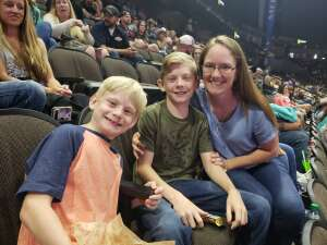 Shadrock Family attended PBR Unleash the Beast on May 23rd 2021 via VetTix