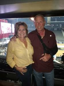 Dean Williams attended PBR Unleash the Beast on May 22nd 2021 via VetTix