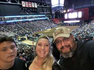 Oliver Herazo attended PBR Unleash the Beast on May 22nd 2021 via VetTix