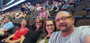 Rob attended PBR Unleash the Beast on May 22nd 2021 via VetTix