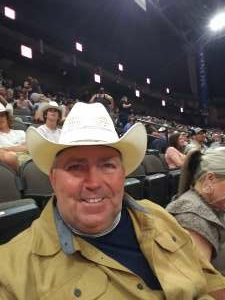 Sean Wright attended PBR Unleash the Beast on May 22nd 2021 via VetTix