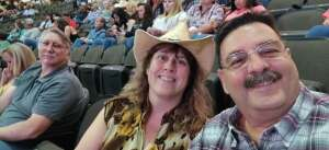 George attended PBR Unleash the Beast on May 22nd 2021 via VetTix