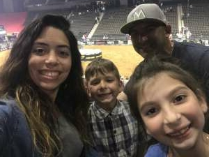 Enrique A. attended PBR Unleash the Beast on May 22nd 2021 via VetTix
