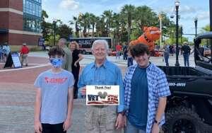 Jim d'Esterhazy attended PBR Unleash the Beast on May 22nd 2021 via VetTix