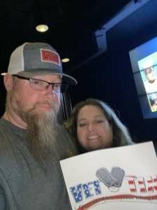 Brent Sturdy attended Ms. Pat - Rick Bronson's House of Comedy on Jun 13th 2021 via VetTix