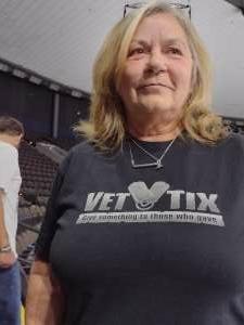 Vickie attended Jacksonville Icemen vs. Orlando Solar Bears - ECHL on Jun 1st 2021 via VetTix