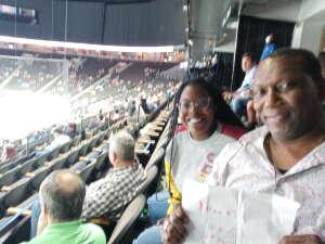 Darryl Whiting attended Jacksonville Icemen vs. Orlando Solar Bears - ECHL on Jun 1st 2021 via VetTix