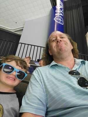 Noah attended Jacksonville Icemen vs. Orlando Solar Bears - ECHL on Jun 1st 2021 via VetTix