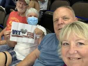 Kevin attended Jacksonville Icemen vs. Orlando Solar Bears - ECHL on Jun 1st 2021 via VetTix