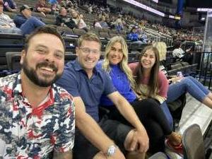 Greg R attended Jacksonville Icemen vs. Orlando Solar Bears - ECHL on Jun 1st 2021 via VetTix