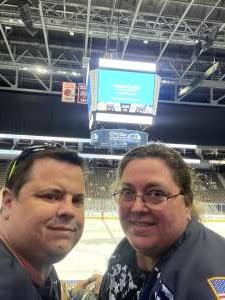 Shane Garner attended Jacksonville Icemen vs. Orlando Solar Bears - ECHL on Jun 1st 2021 via VetTix