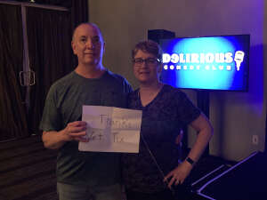 Robert Wilson attended Special Even Week With Ventriloquist Jay Johnson on Jun 26th 2021 via VetTix
