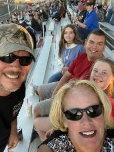 James attended Tucson Speedway - Memorial Day Races - Thunder Trucks, Modifieds, Pro Stocks and Hornets on May 22nd 2021 via VetTix