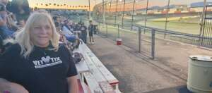 Kristyn attended Tucson Speedway - Memorial Day Races - Thunder Trucks, Modifieds, Pro Stocks and Hornets on May 22nd 2021 via VetTix