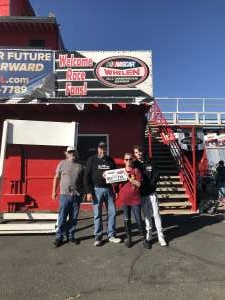 Jerry attended Tucson Speedway - Memorial Day Races - Thunder Trucks, Modifieds, Pro Stocks and Hornets on May 22nd 2021 via VetTix