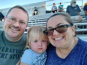 Joseph attended Tucson Speedway - Memorial Day Races - Thunder Trucks, Modifieds, Pro Stocks and Hornets on May 22nd 2021 via VetTix