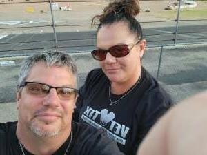 Toni attended Tucson Speedway Ice Breaker - Race the Temp! - Super Late Models, Outlaw Late Models, Hobby Stocks and Bandolero Bandits on Jun 5th 2021 via VetTix