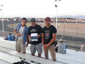 Miguel  attended Freaky Fast Races - Father's Day Thunder Trucks, Modifieds, Pro Stocks, Hornets, Mini-stocks on Jun 19th 2021 via VetTix