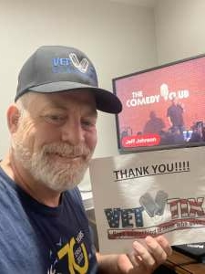 Click To Read More Feedback from The World Series of Comedy South - Virtual Event