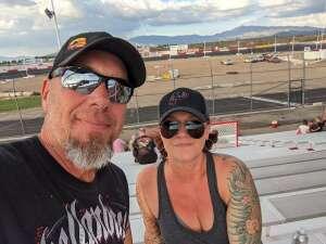 Mike attended Summer Sizzle Thunder -Trucks, Modifieds, Pro Stocks, Hornets on Jul 17th 2021 via VetTix