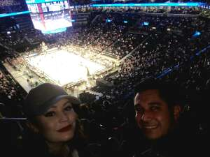 Adam attended Brooklyn Nets vs. Boston Celtics - NBA - First Round Playoffs! ** Vaccinated Fan Section Only ** on May 22nd 2021 via VetTix