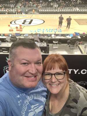 Carlos A. attended Brooklyn Nets vs. Boston Celtics - NBA - First Round Playoffs! ** Vaccinated Fan Section Only ** on May 22nd 2021 via VetTix