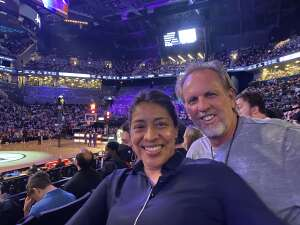 Arthur Swenson attended Brooklyn Nets vs. Boston Celtics - NBA - First Round Playoffs! ** Vaccinated Fan Section Only ** on May 22nd 2021 via VetTix