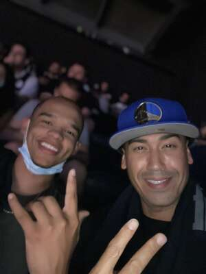 Flo attended Brooklyn Nets vs. Boston Celtics - NBA - First Round Playoffs! ** Vaccinated Fan Section Only ** on May 22nd 2021 via VetTix