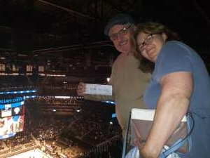 Steve Sarich attended Brooklyn Nets vs. Boston Celtics - NBA - First Round Playoffs! ** Vaccinated Fan Section Only ** on May 22nd 2021 via VetTix