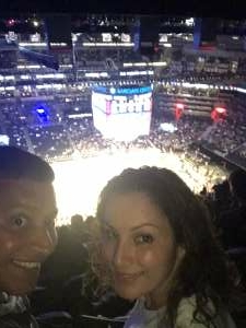 Nefty attended Brooklyn Nets vs. Boston Celtics - NBA - First Round Playoffs! ** Vaccinated Fan Section Only ** on May 22nd 2021 via VetTix