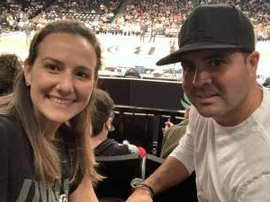 Juan attended Brooklyn Nets vs. Boston Celtics - NBA - First Round Playoffs! ** Vaccinated Fan Section Only ** on May 22nd 2021 via VetTix