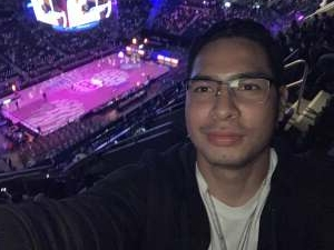 Aaron Lefton attended Brooklyn Nets vs. Boston Celtics - NBA - First Round Playoffs! ** Vaccinated Fan Section Only ** on May 22nd 2021 via VetTix
