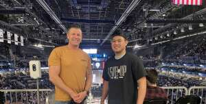 Kyle Pozdoll attended Brooklyn Nets vs. Boston Celtics - NBA - First Round Playoffs! ** Vaccinated Fan Section Only ** on May 22nd 2021 via VetTix