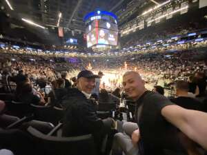 Adrian attended Brooklyn Nets vs. Boston Celtics - NBA - First Round Playoffs! ** Vaccinated Fan Section Only ** on May 22nd 2021 via VetTix