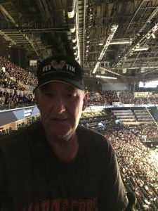 Jim attended Brooklyn Nets vs. Boston Celtics - NBA - First Round Playoffs! ** Vaccinated Fan Section Only ** on May 22nd 2021 via VetTix