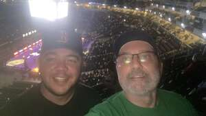 Vic attended Brooklyn Nets vs. Boston Celtics - NBA - First Round Playoffs! ** Vaccinated Fan Section Only ** on May 22nd 2021 via VetTix
