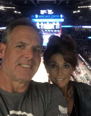 Kevin attended Brooklyn Nets vs. Boston Celtics - NBA - First Round Playoffs! ** Vaccinated Fan Section Only ** on May 22nd 2021 via VetTix