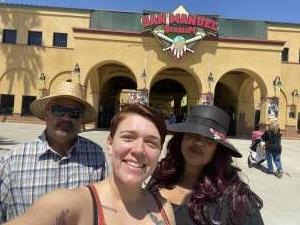 Isa Ramirez  attended Inland Empire 66ers vs. Modesto Nuts - MiLB on May 23rd 2021 via VetTix