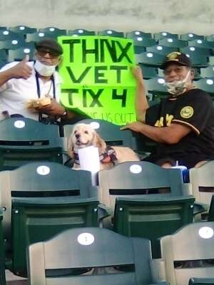 Fred N attended Inland Empire 66ers vs. Fresno Grizzlies - MiLB on May 27th 2021 via VetTix