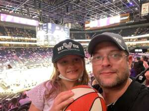Click To Read More Feedback from Phoenix Mercury vs. Connecticut Sun - WNBA
