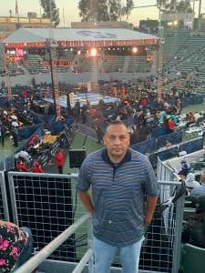 Ruben Medinaflores attended Premier Boxing Champions: Oubaali vs. Donaire - Pod Seating for 4 on May 29th 2021 via VetTix