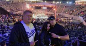Johnny V attended Premier Boxing Champions: Oubaali vs. Donaire - Pod Seating for 4 on May 29th 2021 via VetTix