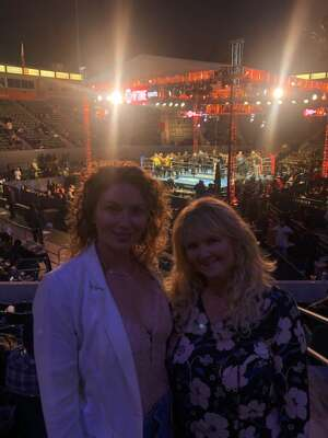 Shayla attended Premier Boxing Champions: Oubaali vs. Donaire - Pod Seating for 2 on May 29th 2021 via VetTix