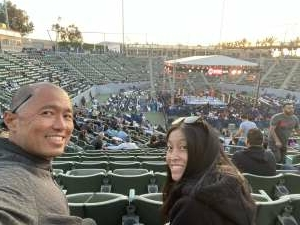 Grateful Vet attended Premier Boxing Champions: Oubaali vs. Donaire - Pod Seating for 2 on May 29th 2021 via VetTix