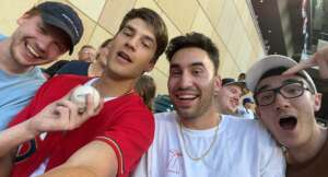 Jodi Ramirez attended Minnesota Twins vs. New York Yankees - MLB on Jun 8th 2021 via VetTix