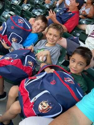 Mendoza Family attended Minnesota Twins vs. New York Yankees - MLB on Jun 8th 2021 via VetTix