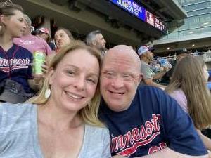 My2bugs attended Minnesota Twins vs. New York Yankees - MLB on Jun 8th 2021 via VetTix